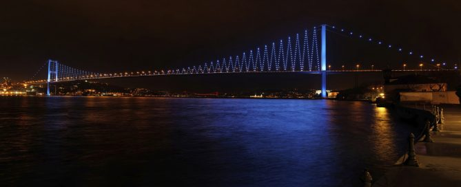 Bosphorus Bridge - Freight forwarding from Turkey
