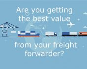 Getting the best value from your freight & logistics provider