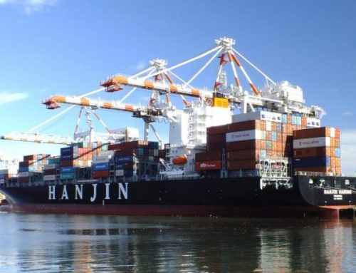 Hanjin – What happens when a shipping line collapses?