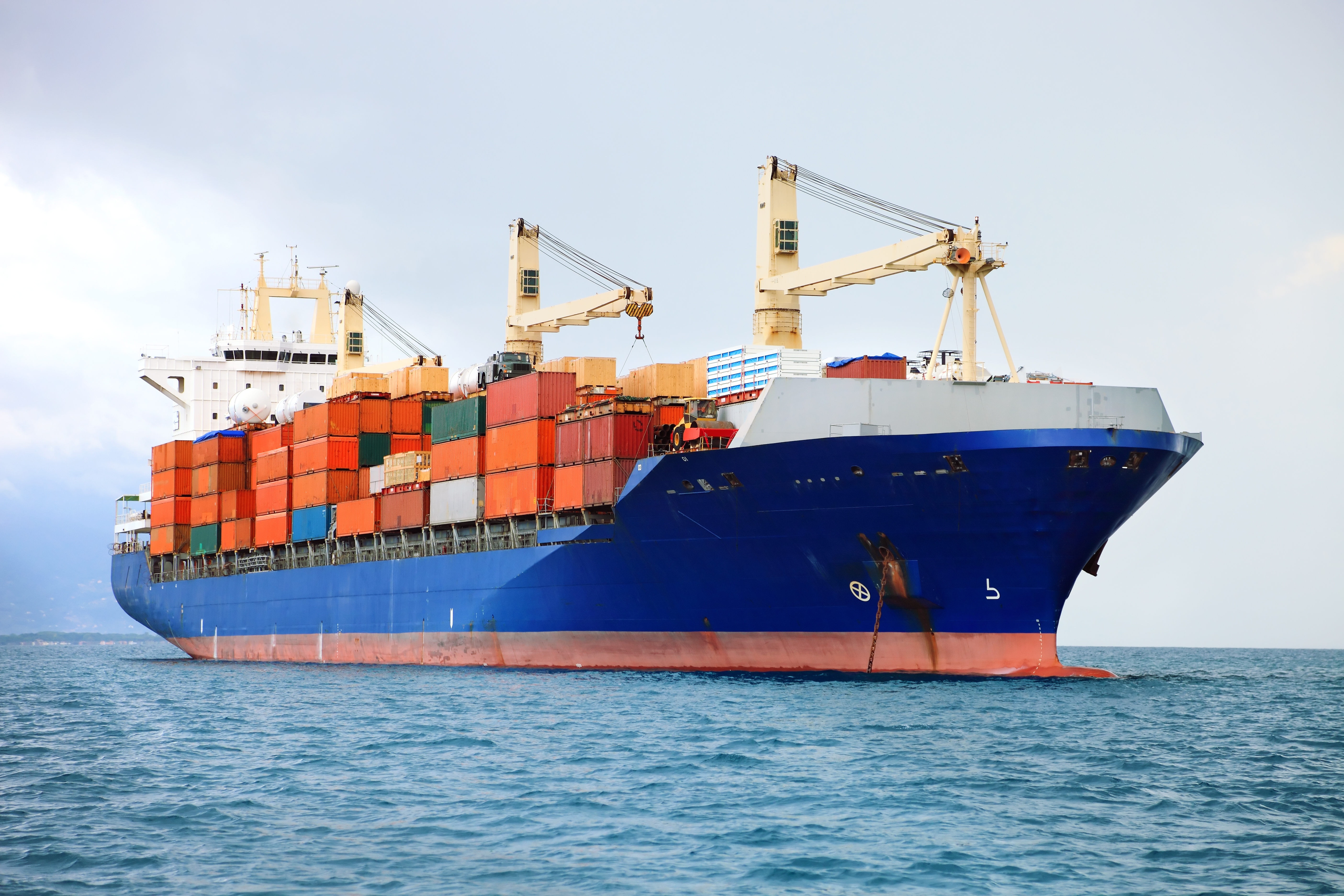 Carrier Alliances April and how they will affect UK freight forwarding