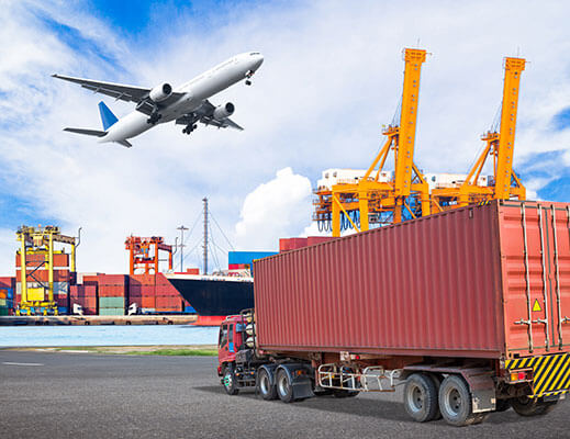 John Good Shipping is an expert freight forwarder providing sea freight, air freight, road haulage and customs clearance.