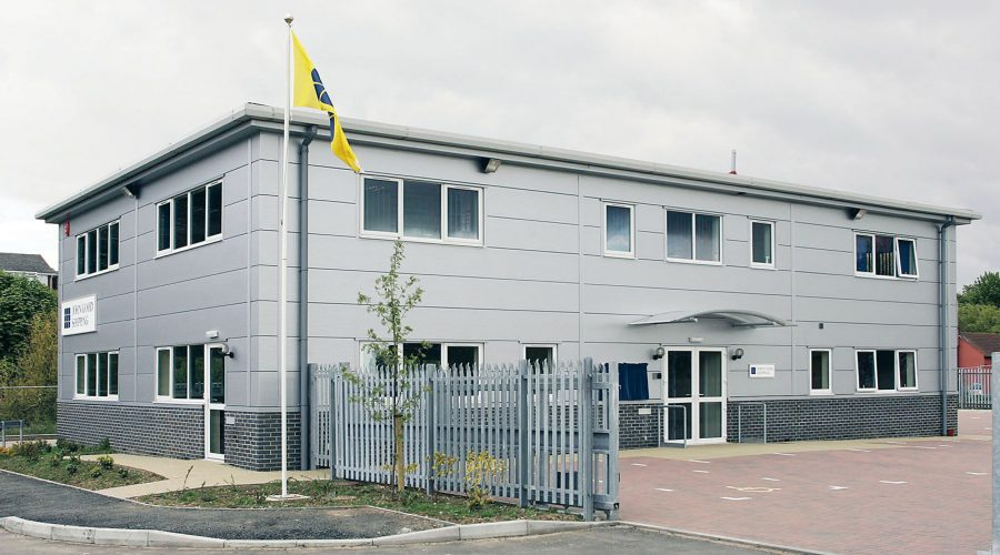 John Good Felixstowe office which opened in 2005