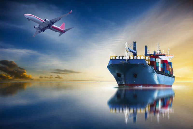 John Good Shipping Sea Freight or Air Freight
