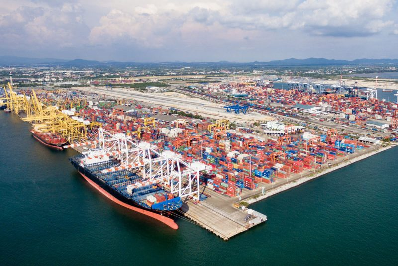 What is Port-centric logistics? A definition by John good Shipping