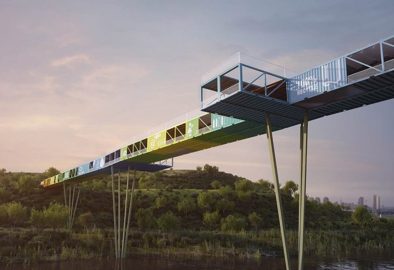 10 amazing and innovative ways to use a shipping container