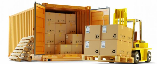 LCL Less than container load shipping
