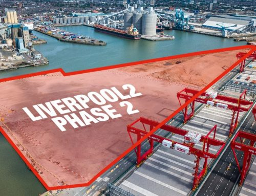The latest from the Port of Liverpool and John Good in the North West