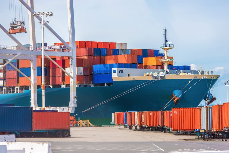 Outsource to a Freight Forwarder