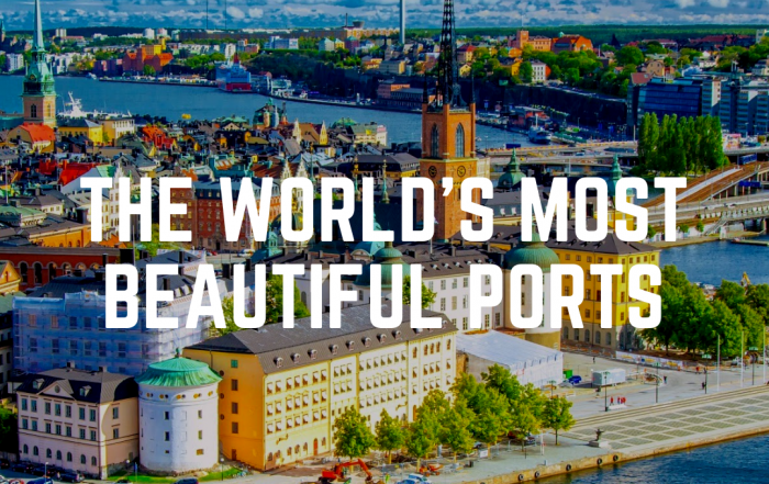 The World's Most Beautiful Ports