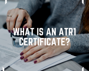 What is an ATR1 certificate