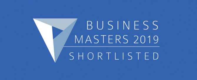 Logo of business masters 2019 awards shortlisting