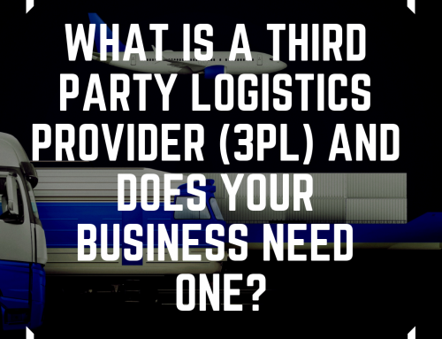 What is a Third Party Logistics Provider (3PL) and does your business need one?