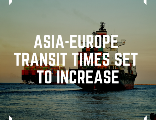 Asia – Europe Transit Times Set to Increase