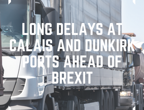 Delays at Calais and Dunkirk ports as French customs agents cause disruption ahead of Brexit