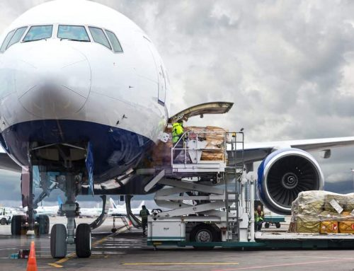 Air Freight Congestion – China & Europe